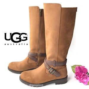 UGG Harington Water Resistant Riding Boots 11